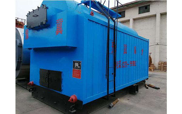 CDZH0.7-85/60-AII1吨手烧热水锅炉使用现场