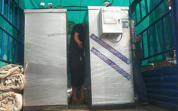 电蒸汽发生器发往内蒙古