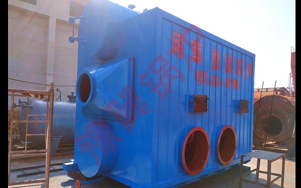 沼气内燃机发电机组尾气余热回收锅炉