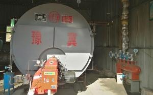 两吨燃气锅炉发往天津
