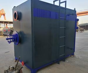 河南大树实业有限公司 (化工厂)2台一吨燃气蒸汽发生器