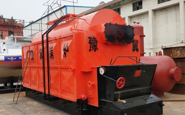 新乡卧式生物质蒸汽锅炉