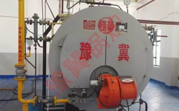 郑州燃油燃气蒸汽锅炉