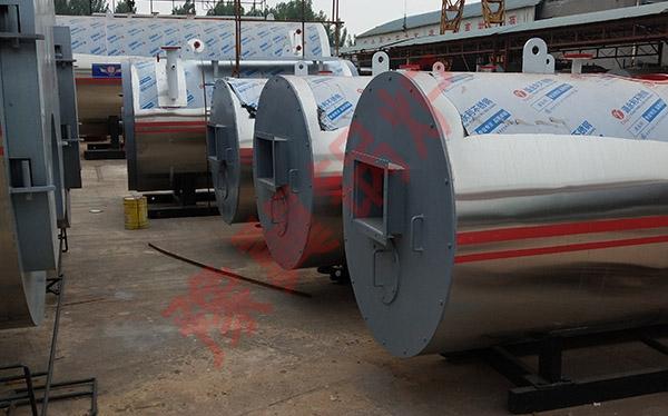 新乡2吨燃气锅炉