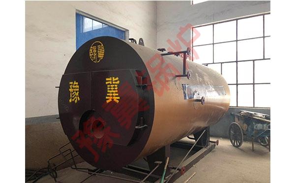 环保燃油燃气蒸汽锅炉
