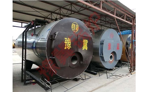 郑州燃油燃气冷凝锅炉