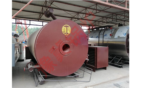 卧式热载体锅炉