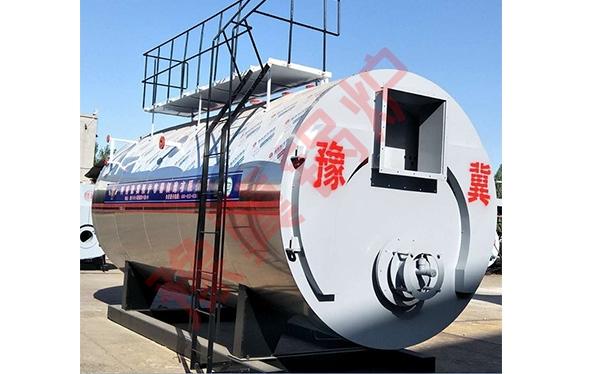 江西卧式燃油燃气蒸汽锅炉