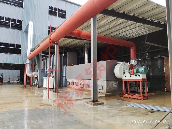换热式燃油燃气热风炉