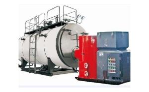 生物质燃气锅炉