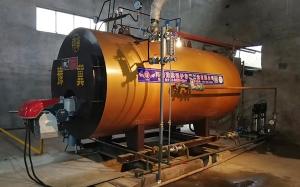 0.5吨燃气锅炉