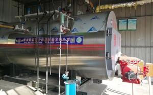 工业燃气锅炉