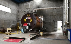 小型燃油燃气蒸汽锅炉