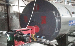 6吨低氮蒸汽锅炉