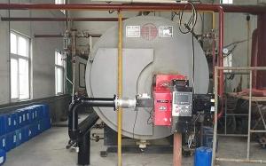 1吨低氮燃气锅炉