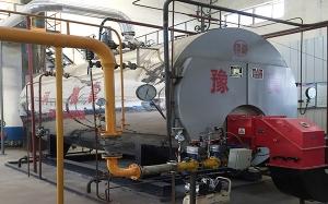 10吨低氮蒸汽锅炉