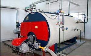 卧式燃油燃气蒸汽锅炉