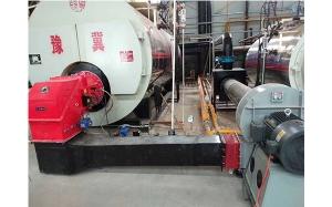 蒸汽低氮锅炉