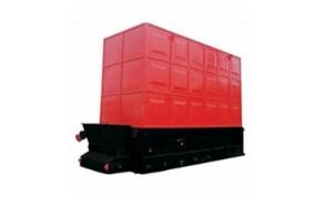 YLW生物质热载体锅炉